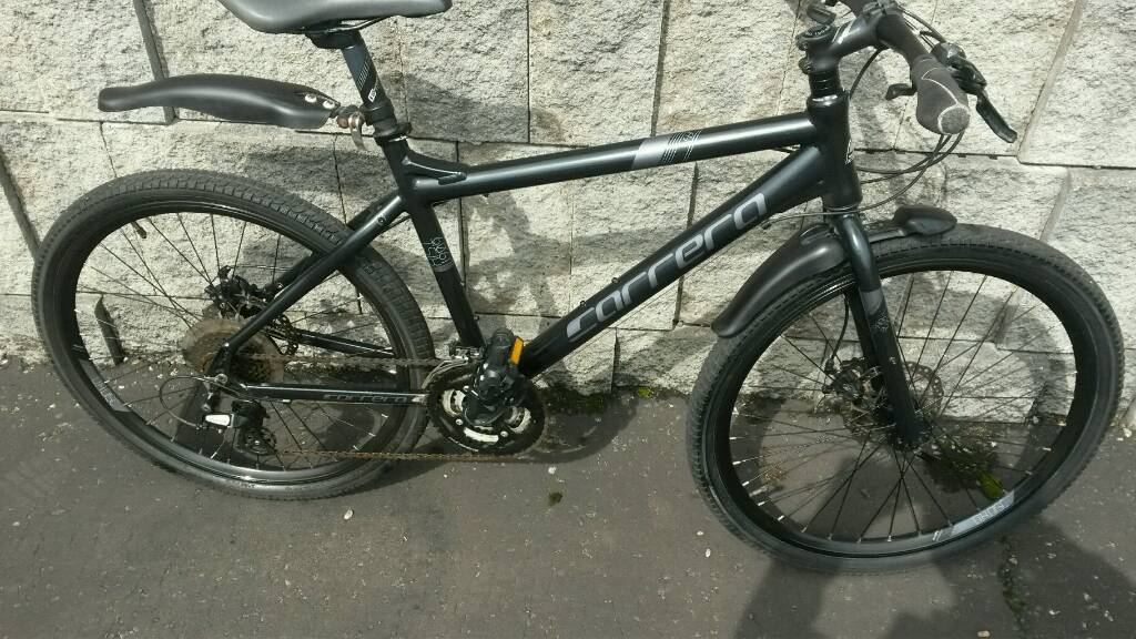 Carerra subwayin Dundonald, BelfastGumtree - Carerra subway alloy high quality 24 speed trigger gears,disc back and front,alloy rims,hybrid tyres all in excellent condition high quality bike for price of a cheap catalogue bike dundonald 100 no offers
