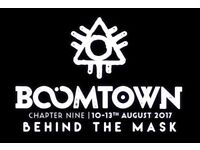 Boomtown Fair 2017 - Adult Ticket with Eco Bond £300