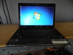 """Acer aspire one 11.6"""" notebook sale"""