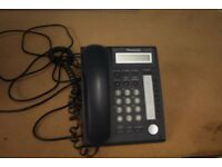 3 office telephones