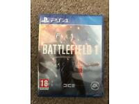 Unopened Battlefield 1