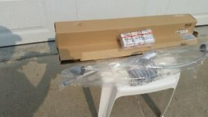 IKEA Halogen 3 light fixture - BNIB never installed, bulbs incl.