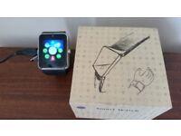 Bluetooth smart watch (like new)