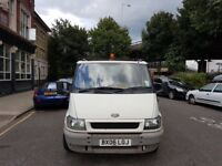Ford Transit flatbed for sale