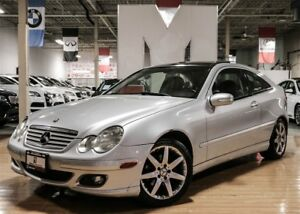 2005 Mercedes-Benz C-Class Kompressor Sport C230 | PANORAMIC ROO
