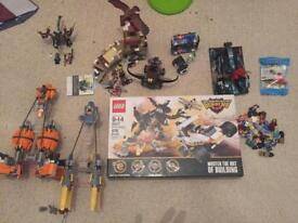 Lego Collection • Discounted Price! • 7 Sets + Nano Bricks • Amazing Value!