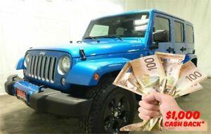 2016 Jeep Wrangler Unlimited Sahara | $151 Week
