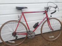 Peugeot Equipe Vintage retro road racing bike