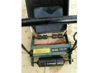 Black & Decker scarifier