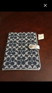 Coach iPad / tablet case