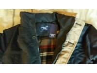 Mens winter coat size L