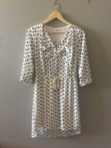 Plen+y Chiffon dress in mint condition (xxs)