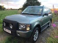 Range Rover 3.0 Diesel Automatic