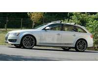 Audi a6 all road advant roof bars