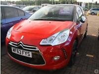 Citroen DS3 1.6 e-HDi 115 A/D DSport+ 3dr