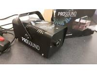 Prosound smoke machine