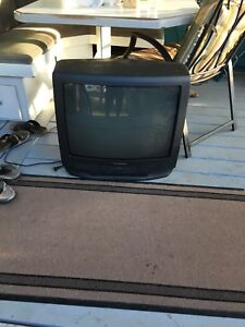 Sanyo TV with built in VCR
