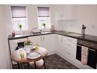 Serviced apartment short lettings Glasgow Finnieston