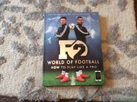 F2 freestylers world of football book
