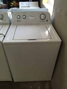 2 year old Amana washer
