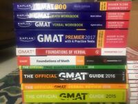 GMAT Prep Bundle - 20 books in excellent condition including all Manhattan Prep Guides