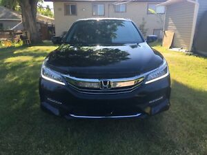 REDUCED! 2016 Honda ACCORD Touring . LIKE BRAND NEW