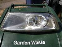 2008 Ford Galaxy Front Fog Lamp Used