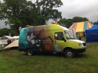 LDV Convoy LPG/Petrol Camper van Project