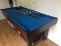 FREE : Snooker/pool table tennis table