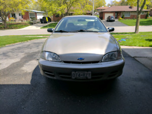 2001 cavalier- great condition. Needs to go !