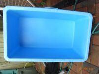 Fish Isolation / Holding Tank / Dog Bath