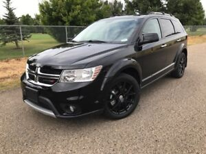2014 Dodge Journey R/T  **LEATHER-NAV-SUNROOF**