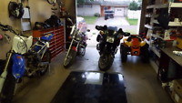 Mechanical Repairs and Service Motorcycle/ATV/Sleds/Golfcart