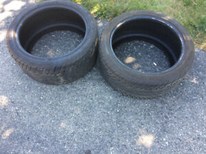 EALGE F1 285/35zr19 Tire / Pair - 100$
