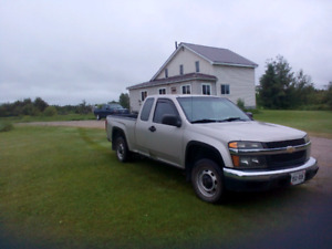 2006 Chevy Colorado truck
