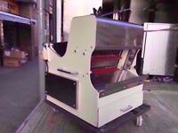 BREAD CATERING SLICER COMMERCIAL CUTTER MACHINE CANTEEN SHOP DINER RESTAURANT BAKERY KITCHEN CAFE