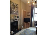 Furnished 2 Bed flat in Stockbridge - Available from September