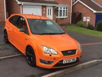 Ford Focus ST2 Electric Orange