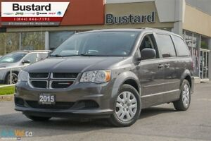 2015 Dodge Grand Caravan SXT | FULL STO GO | JUST ARRIVED!