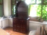 Dutch Dresser in solid hardwood