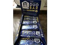 OTE vanilla crispy duo bars