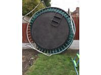 8ft trampoline and ladders need gone