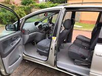 2002 Toyota Previa 2.0 D-4D GLS 5dr (8 Seat) Manual 2.0L @07445775115@