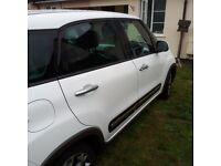Fiat 500L 1.3 diesel MPV - 55mpg plus & £30 road tax pa