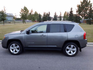 2013 JEEP COMPASS, VERY LOW KM, ONLY 22,200