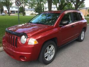 2008 Jeep Compass Sport 4WD...automatic-equipped