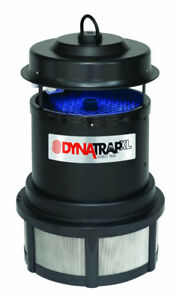 Dynatrap® DT2000XL Indoor/Outdoor Insect Trap - like new, open b