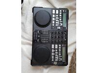 American Audio CK-1000 Dual CD player and mixer