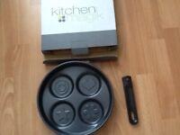 Kitchen magik pancake pan