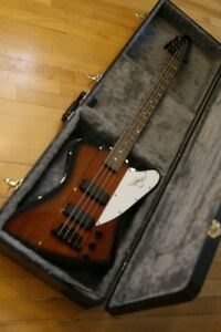 THUNDERBIRD EPI BASS IV-EXCELLENT CONDITION